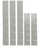 Separatoare pentru dulapuri inguste 370mm, 583mm, 60mm