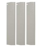 Set de 3 piese pentru partitionarea cutiei de scule Eurovision 289mm, 60mm, 391g