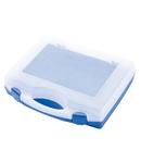 Cutie de plastic pentru capete chei tubulare , chei 346mm, 292mm, 83mm, 568g