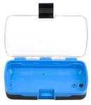 Cutie de plastic mare pentru biti 145mm, 85mm, 40mm, 92g