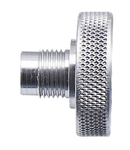 Aluminum threaded head for 2650B