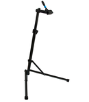 BikeGator repair stand, manually adjustable 870mm, 665mm, 1680mm