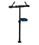 Stand pentru reparare biciclete cu doua falci (cu arc si piulița reglabila)fara farfurie plata 1680mm, 704'', 13065g