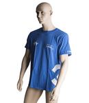 T-Shirt Unior Quick Step for men M, 133g