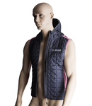 Knitted hybrid vest for women M , 342g