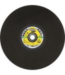 Discuri de debitare mari Kronenflex pentru Otel A 624 SX Supra - Diametru 356mm, Grosime 4mm, Alezaj 25,4mm