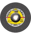Discuri de polizare Kronenflex pentru Otel, Otel inoxidabil, Material turnat A 624 T Supra - Diametru 125mm, Grosime 6mm, Alezaj 22,23mm