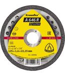 Discuri de debitare Kronenflex pentru Otel A 646 R Supra - Diametru 230mm, Grosime 1,9mm, Alezaj 22,23mm