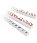 Busbar bipolar 63A-1ml