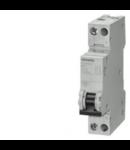 siguranta automata Faza+nul 16A 6ka Siemens