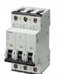 Siguranta automata tripolara 4A 6ka C Siemens