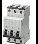 Siguranta automata tripolara 6A 6ka C Siemens