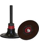 Suport de fixare QMC 555 - Diametru 76mm, Diametrul axului 6mm