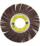 Perii abrazive pentru Vopsea, Lac, Spaclu, Lemn, Plastic, Metal universal SM 611 - Diametru 165mm, Grosime 25mm, Alezaj 43,1mm