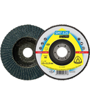 Discuri lamelare frontale pentru Otel inoxidabil, Otel SMT 626 Supra - Diametru 125mm, Alezaj 22,23mm