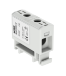 OTL35 grey 1xAl\/Cu 2,5-35mm² 1000V Clema distribuitor
