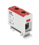 OTL50 red 1xAl\/Cu 1,5-50mm² 1000V Clema distribuitor