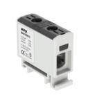 OTL50 black 1xAl\/Cu 1,5-50mm² 1000V Clema distribuitor