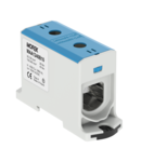 OTL240 blue 1xAl\/Cu 35-240mm² 1000V Clema distribuitor