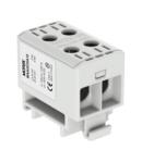 OTL35-2 grey 2xAl\/Cu 2,5-35mm² 1000V Clema distribuitor