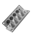 Capac Vizitare MC10 IP54 RAL 7035 gri Multigate UL94V-0