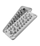 Capac Vizitare MC25\/27 IP67RAL 7035 gri Multigate UL94V-0