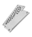 Capac Vizitare LMC35 IP44 RAL 7035 gri Multigate (with pins)
