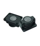 Capac Vizitare SCG1 IP55 RAL 9005 negru Splitting multigate UL94V-0
