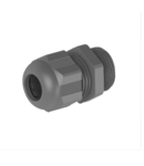Presetupa, M20, 6-12mm, PA6, grey RAL7001, IP68 (w locknut and O-ring)