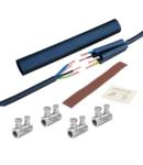 MSCS95 Al\/Cu 50-95mm² 1kV 2xAl. screw SB connector Manson KIT
