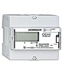 Contor trifazat digital pentru masurare energie activa si reactiva conectare indirect  5A
