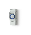 Ceas programabil (programator) - 1 contact, 16 A, Standard, 230 V, Zilnic sau Saptamanal, 72x72 mm, C.A. (50/60Hz),