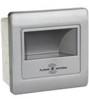 Spot de iluminat trepte cu senzor, pentru  interior DIAMOND /079-026-0002 Argintiu