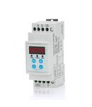 Controler temperatura pe sina DIN-TC (digital)