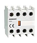 Bloc contacte aux.1ND+1NI  pentru contactori Cubico Clasic