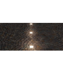 Piatra luminoasa LED Sampietrino Piccolo Culoare COTTO