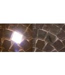Piatra luminoasa LED Sampietrino Piccolo Culoare gri auriu