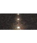 Piatra luminoasa LED Sampietrino Grande Culoare gri auriu