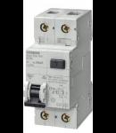 Siguranta automata bipolara diferentiala 6A/30ma Siemens