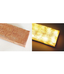 Caramida  luminoasa LED Mattone Culoare COTTO