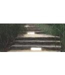 Piatra luminoasa LED Scaglia Culoare gri inchis