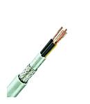 Cablu comunicatie ecranat  PVC, rezinstent la ulei, H05VVC4V5-K 18 G 1 gri