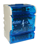 Distribuitor tetrapolar 125A (1,5mm - 25mm) 1 intrare 6 plecari