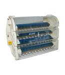 Distribuitor tetrapolar 160A (1,5mm - 50mm) 1 intrare 12 plecari