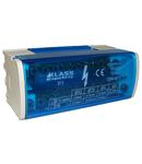 Distribuitor bipolar 125A (1,5mm - 25mm) 1 intrare 10 plecari
