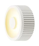 Corp iluminat TAVAN, OCCULDAS 13 de perete sI TAVAN lumenul, LED-uri, 3000K, indirect, alb, 15W,