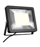 Corp iluminat TAVAN, Ardo Ambiental patrat iluminatul, 60W, negru, 3000K LED-uri,