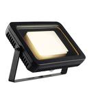 Corp iluminat TAVAN, Ardo Ambiental patrat iluminatul, 30W, negru, 3000K LED-uri,