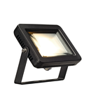 Corp iluminat TAVAN, Ardo Ambiental patrat iluminatul, 10W, negru, LED-uri,