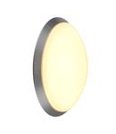 Corp iluminat TAVAN, lumenul MOLDI 46 TAVAN cu LED-uri, 3000K, rotund, aluminiu periat, Ø 45,5 cm, 32W, cu senzor,